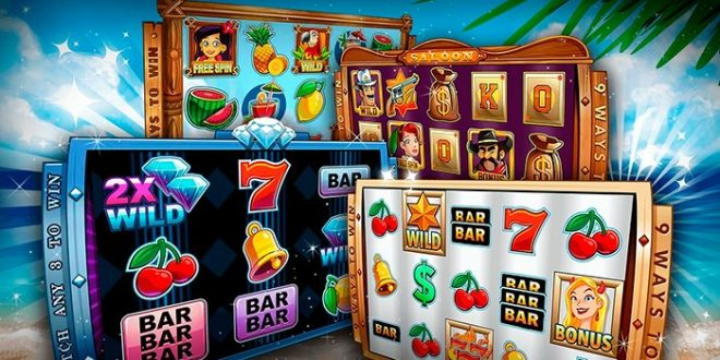 Бесплатные слот автоматы играть без ре