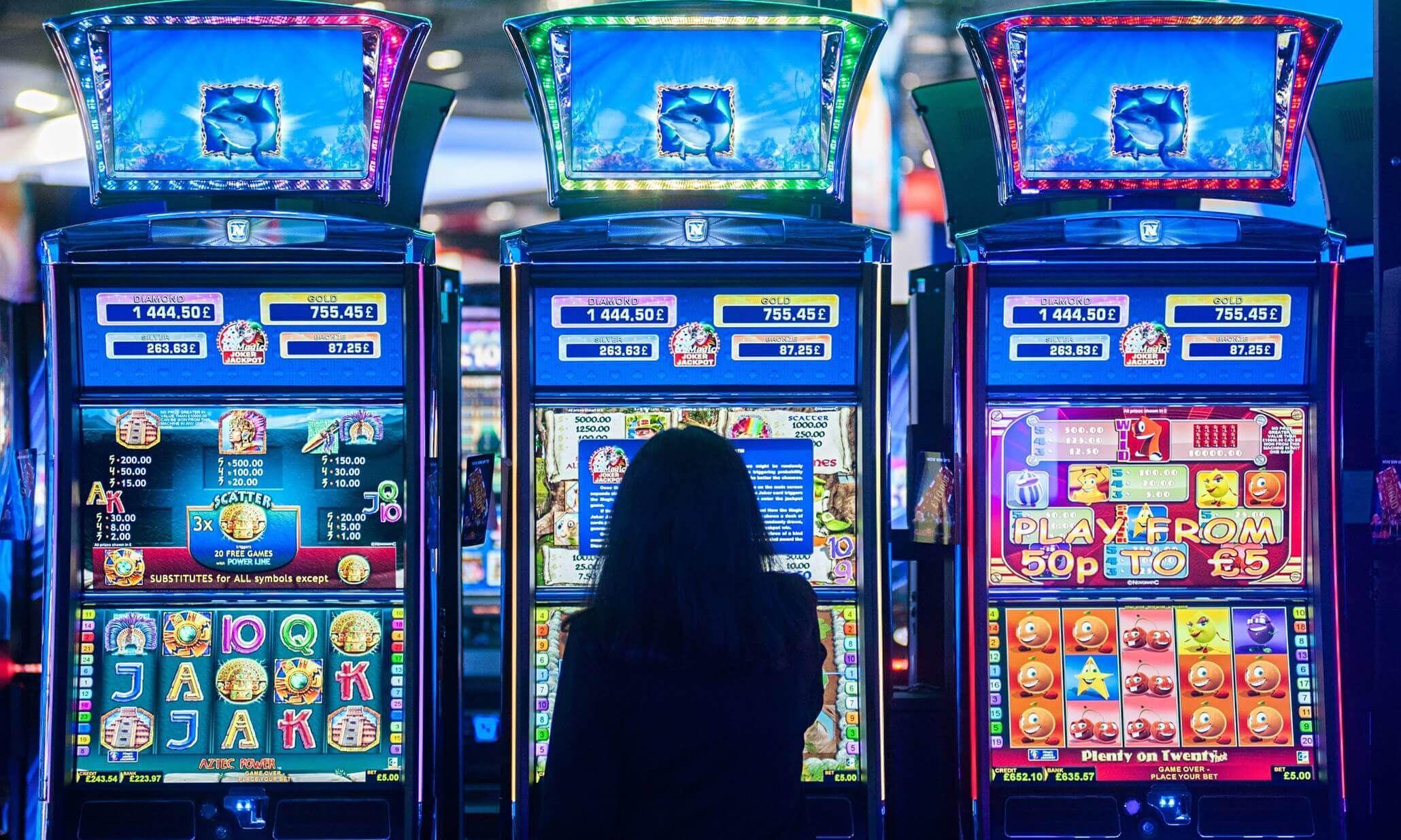 Игровые автоматы garmbling